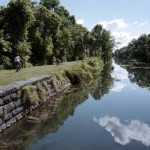 Erie Canal Mule Tow Path in Another Season